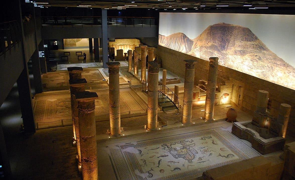 Археологический музей Газиантеп Зевгма