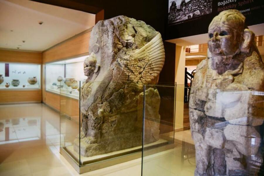 Богазкёй музей Чорум
