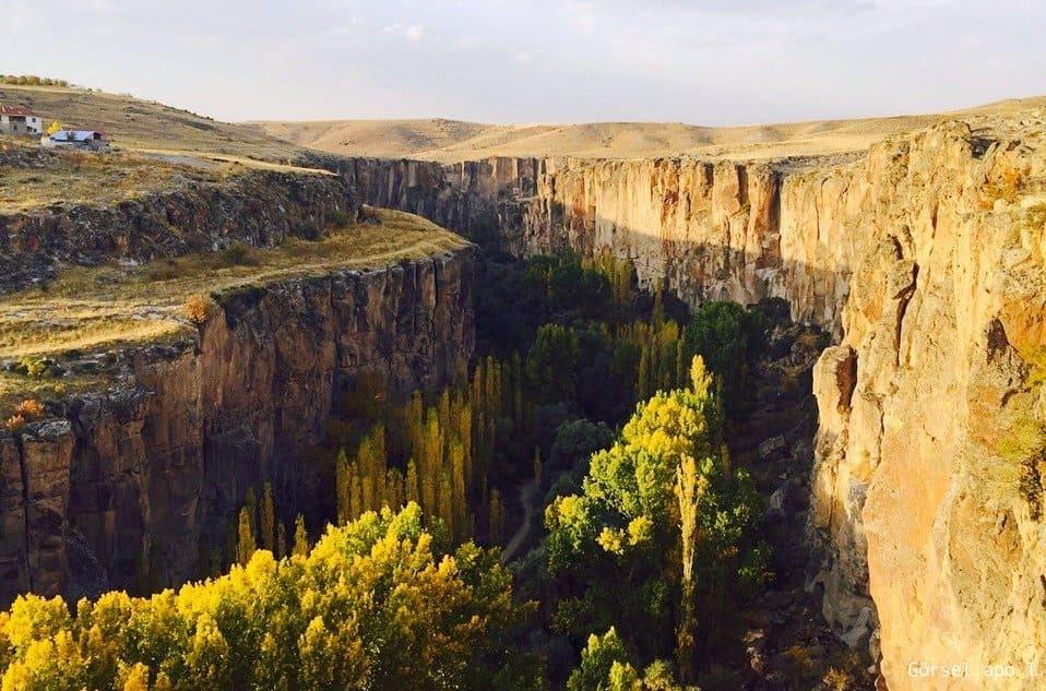 Ихларская долина Каппадокия