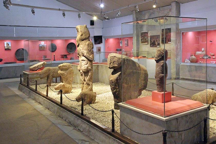 Музей археологии и мозаики в Шанлыурфе