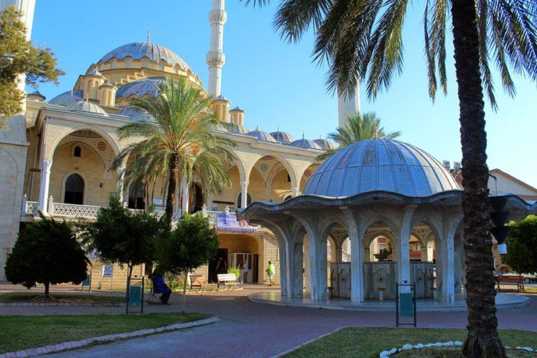 Мечеть Кулийе Сиде Kulliye Cami