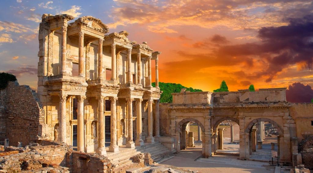 Библиотека Цельса в Эфесе