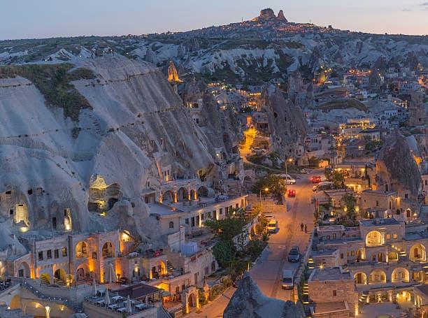 Экскурсии в Каппадокии Гереме