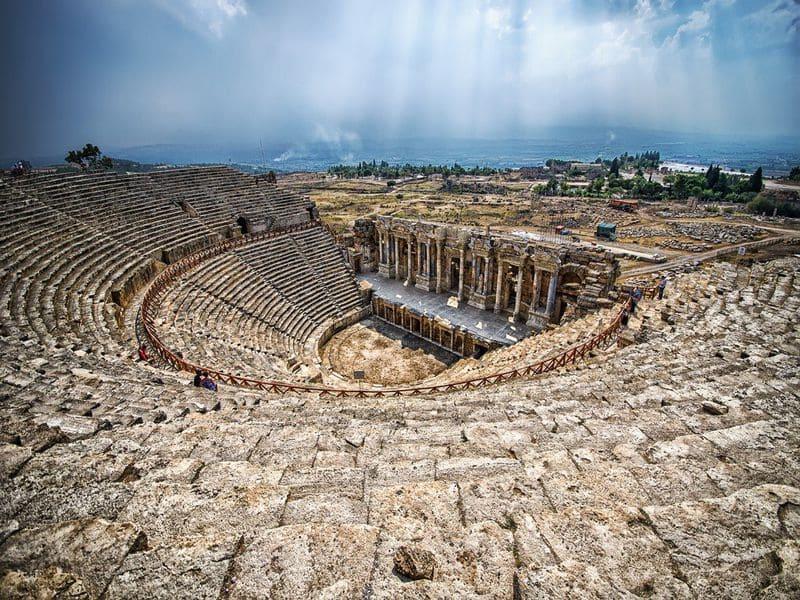 Амфитеатр Иерополиса