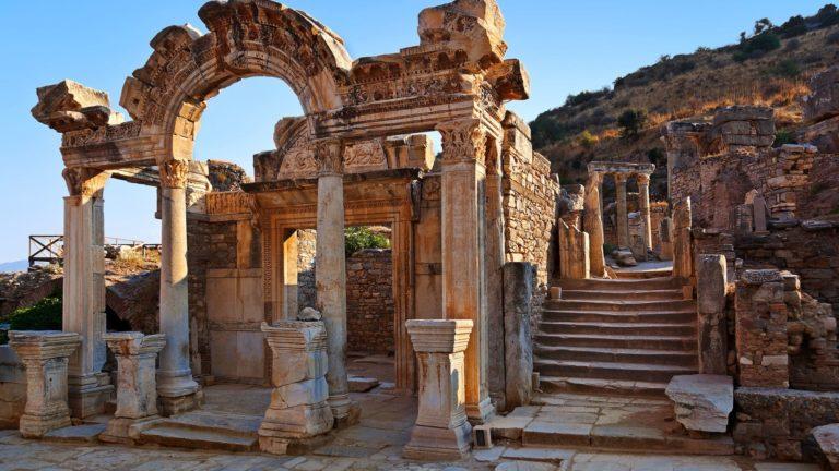 Экскурсии в Эфес