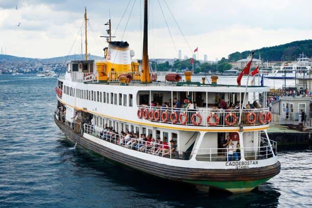 Экскурсии в Стамбуле по Босфору