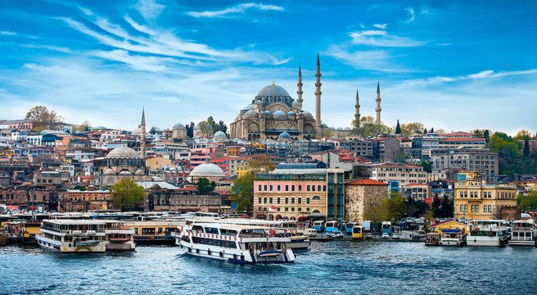 В Стамбул из Кемера
