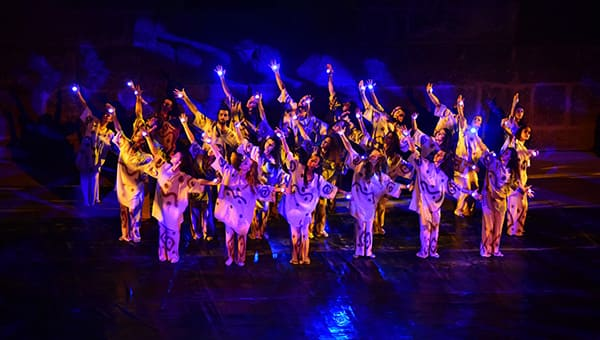 Танцевальное шоу Огни Анатолии