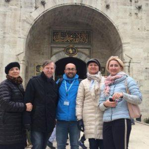 Экскурсии на русском языке
