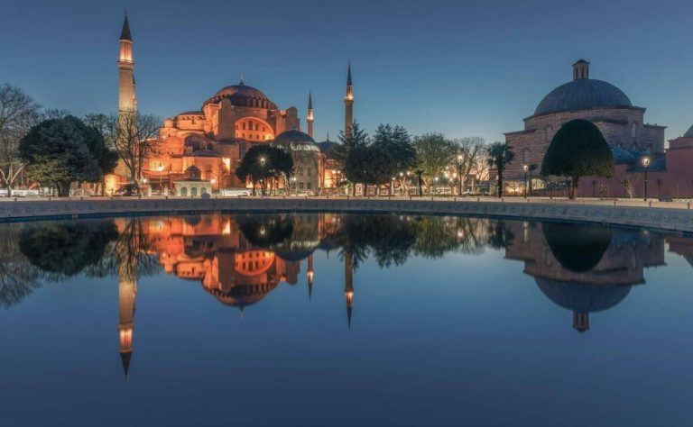 Стамбул из Анталии