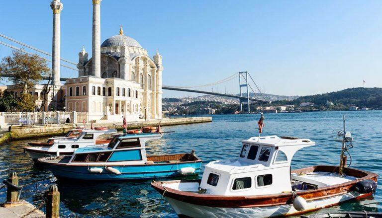 В Стамбул из Алании