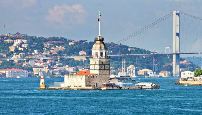 В Стамбул из Сиде