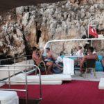 Морская экскурсия на яхте