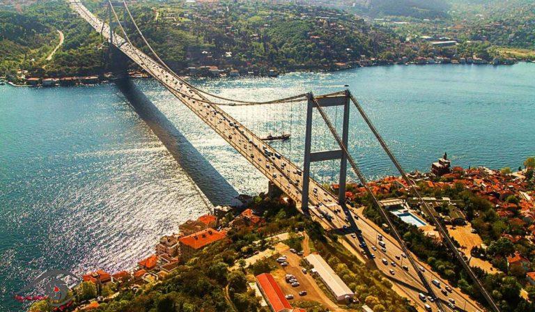 Стамбул из Белека
