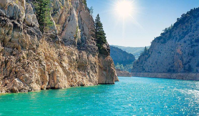 Грин каньон из Сиде