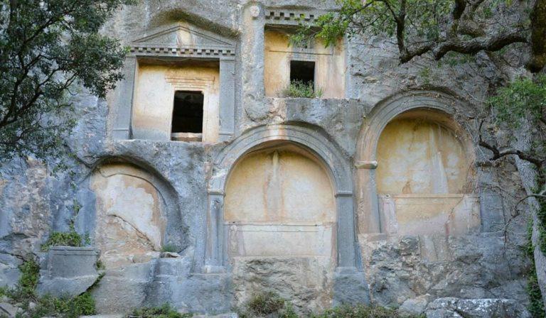 Термессос из Алании
