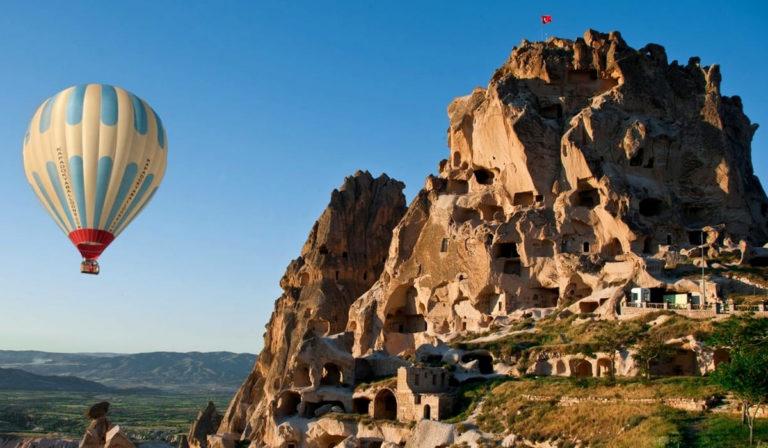 Экскрусия в Каппадокию с гидом