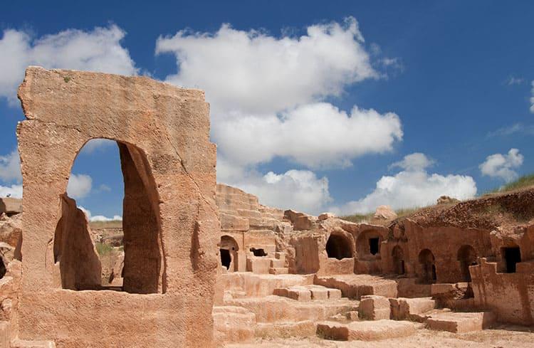 Крепость Дара Мардин