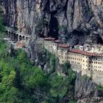 Монастырь Панагия Сюмела Трабзон