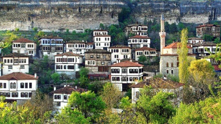 Турецкий шафран Сафранболу