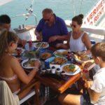 Яхта в Турции
