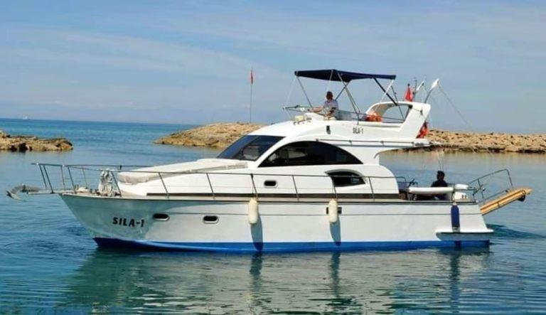 Аренда частной яхты в Белеке