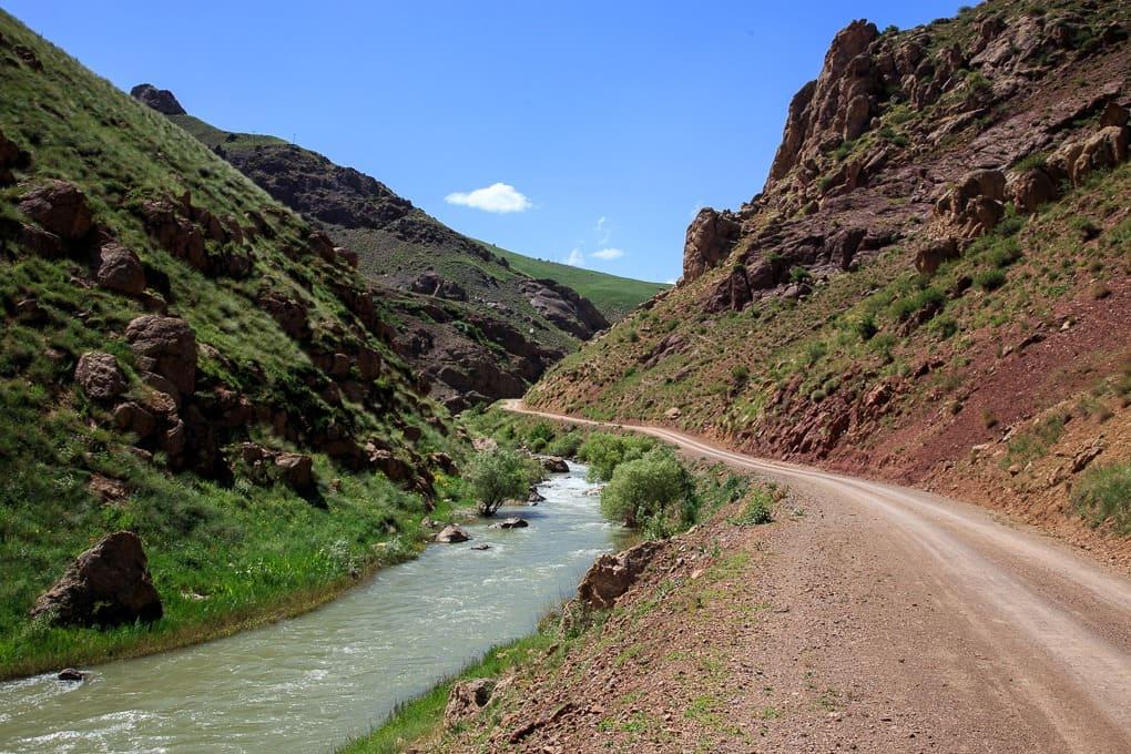 Долина Карасу
