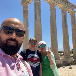 Экскурсия из Алании в античный Сиде