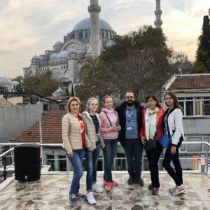 Экскурсовод в Стамбуле