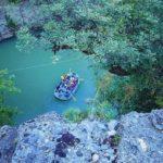 Рафтинг в каньоне Кёпрюлю