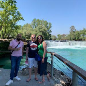 Водопад Манавгат экскурсия Античный Сиде из Алании