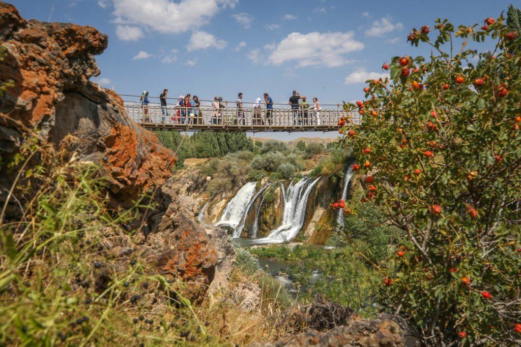 Водопад Мурадие