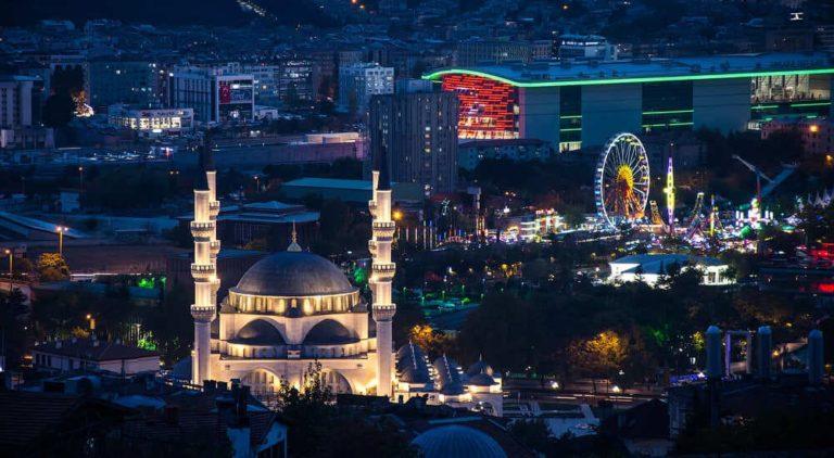 Экскурсия в Анкару