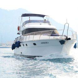 Арендовать яхту в Анталии