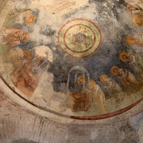 Фрески в Храме Святого Николая