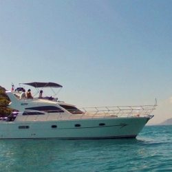 Прогулка на яхте в Анталийском заливе