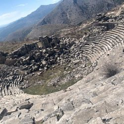 Римский театр Сагалассос