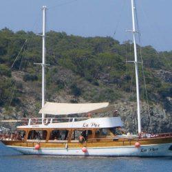 Снять яхту в Мармарисе