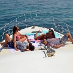 Вип яхта в Сиде