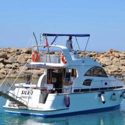 Яхты в Турции Сиде